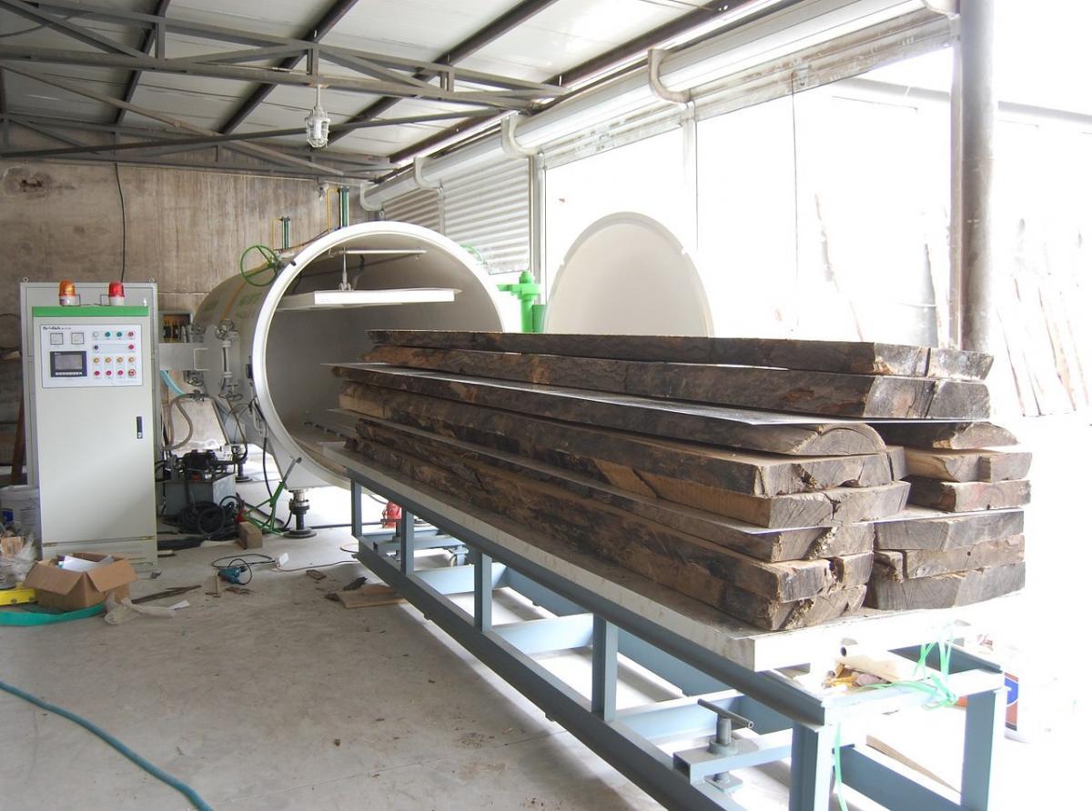 Как сделать сушильную камеру для сушки древесины своими руками