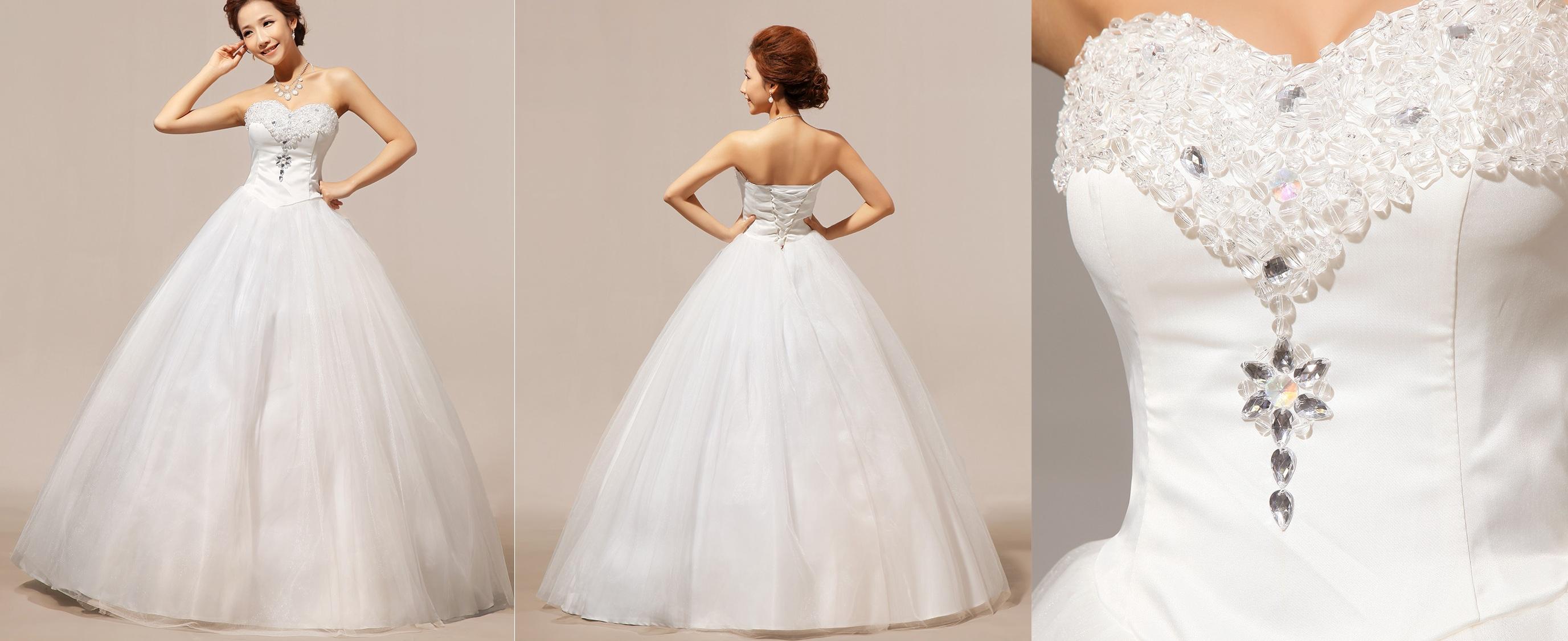 Свадебное платье заказала в китае