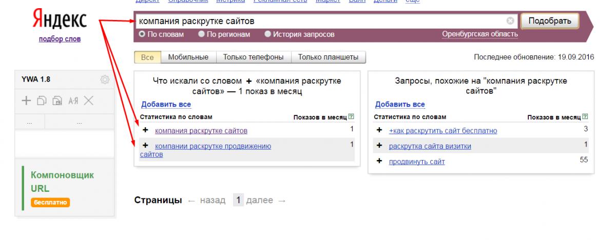 сайт с рекламой яндекс директ