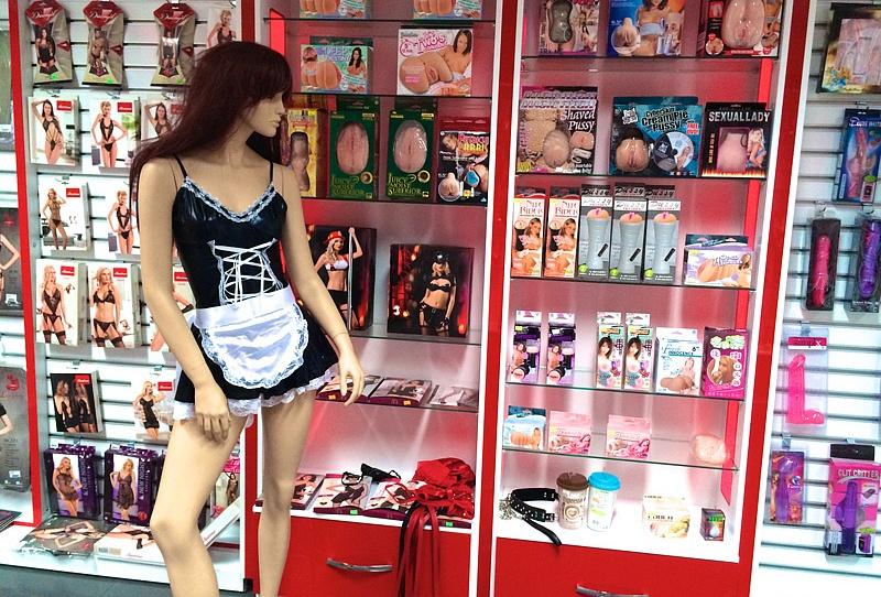 Store sex goods in bishkek